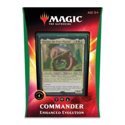 Magic: The Gathering Ikoria: Lair of Behemoths Commander Deck Enhanced Evolution