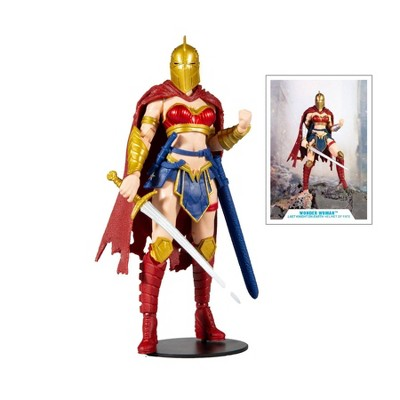 "DC Universe 7"" Action Figure - Wonder Woman with Helmet (Target Exclusive)"