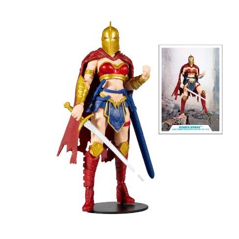 "DC Universe 7"" Action Figure - Wonder Woman with Helmet (Target Exclusive) - image 1 of 4"