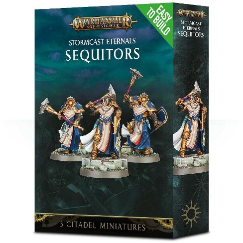 Age of Sigmar Easy to Build - Stormcast Sequitors Miniatures Box Set - image 1 of 3
