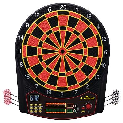 Arachnid® Cricket Pro 450 Electronic Dartboard