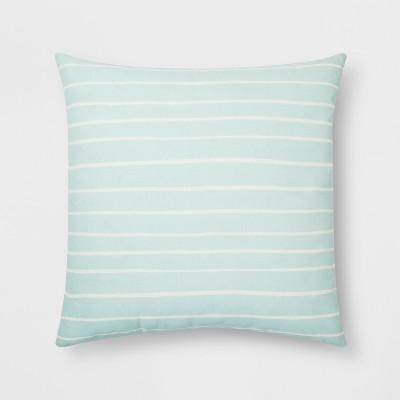 Mint Stripe Throw Pillow - Room Essentials™
