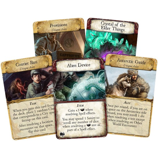 Fantasy Flight Games Eldritch Horror: The Mountains of Madness Expansion image number null