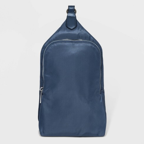 Zip Closure Sling Pack - A New Day™ - image 1 of 4