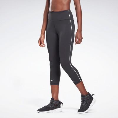 Reebok Vector Capri Tights Womens Athletic Pants