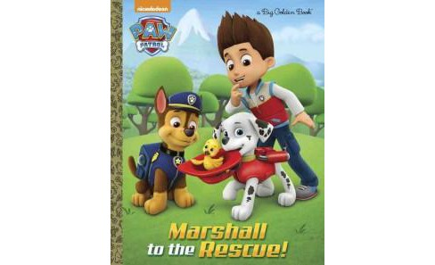 Marshall to the Rescue! (Hardcover) - image 1 of 1