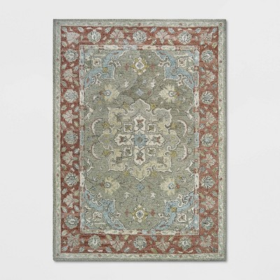 Floral Tufted Area Rug - Threshold™