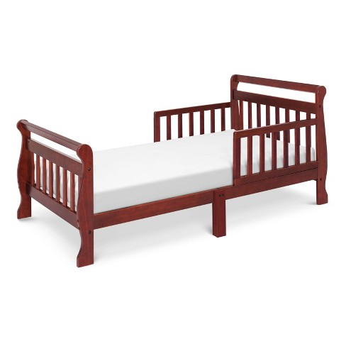 DaVinci Sleigh Toddler Bed - Cherry - image 1 of 4