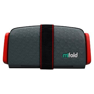 mifold Grab-N-Go Car Booster Seat Slate Gray