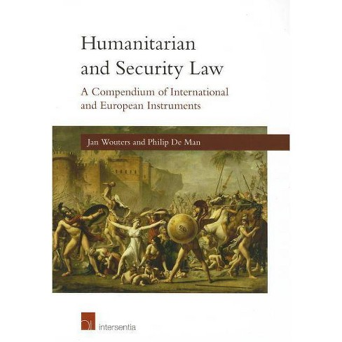 Humanitarian and Security Law - (Paperback) - image 1 of 1