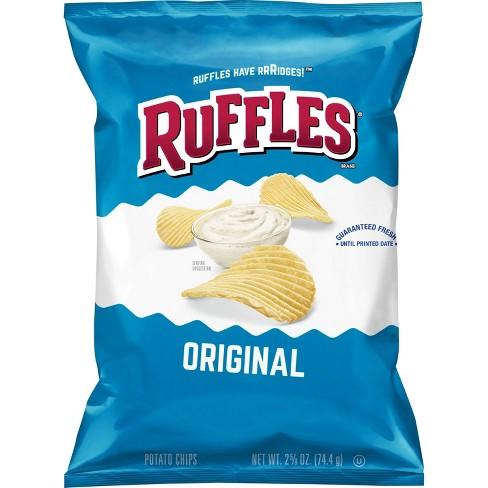 Ruffles Original Potato Chips - 2.625oz - image 1 of 2