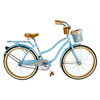 "Huffy Ladies 26"" Nassau Cruiser Bike - Blue"