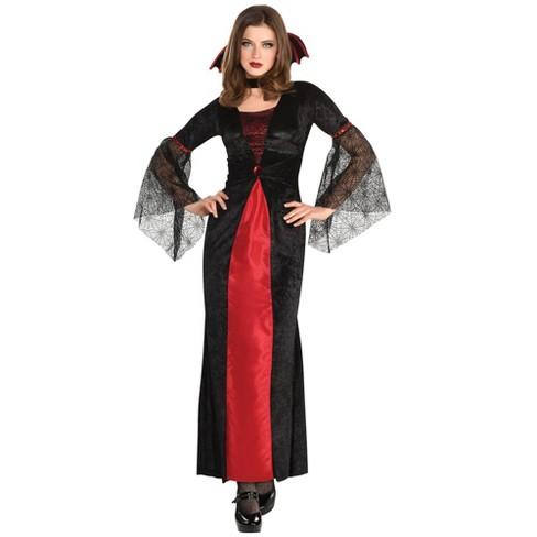 Women's Countess Vampiretta Halloween Costume - image 1 of 1