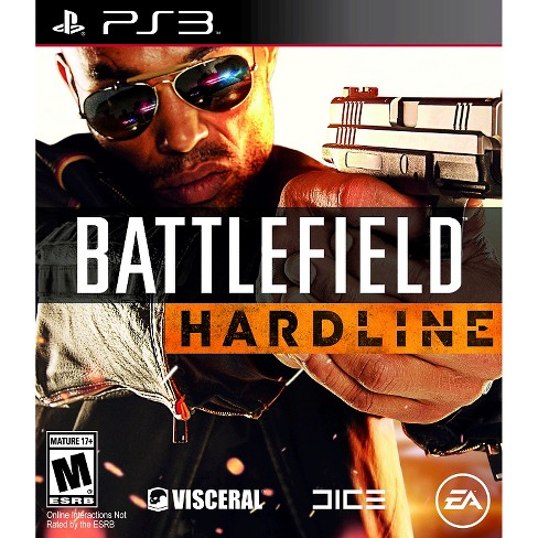 Battlefield: Hardline PRE-OWNED PlayStation 3 - image 1 of 1