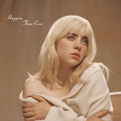 Billie Eilish - Happier Than Ever (edited) (CD)