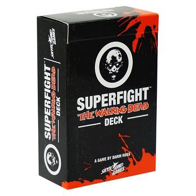 Superfight Game: Walking Dead Deck