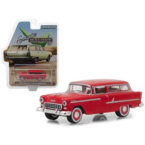 1955 Chevrolet Two-Ten Handyman Gypsy Red