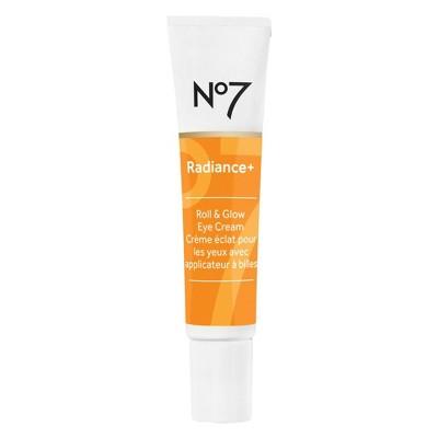 No7 Radiance+ Roll & Glow Eye Cream - 0.5 fl oz