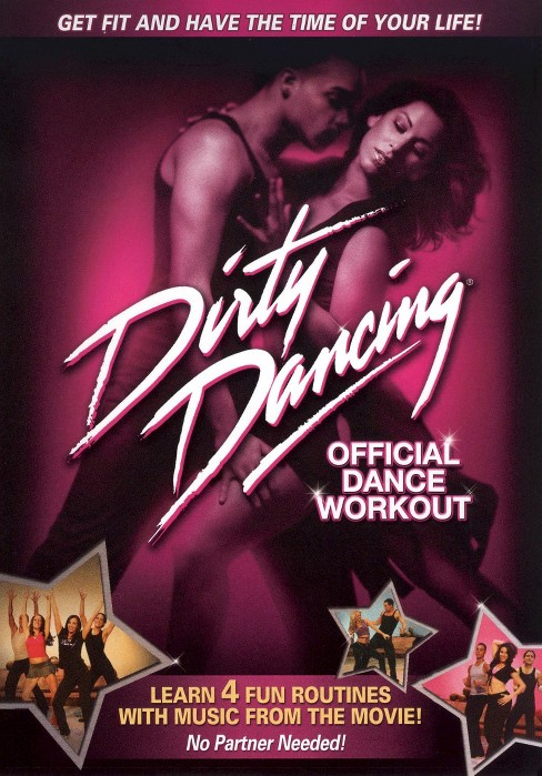 Dirty dancing official dance workout (DVD) - image 1 of 1