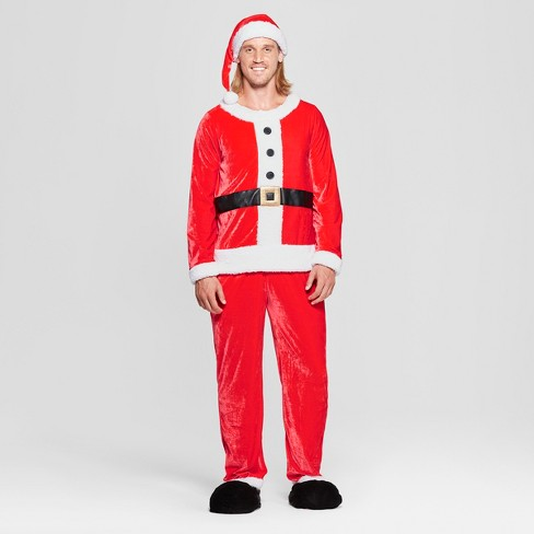 Adult Santa Suit Costume - Wondershop™ - image 1 of 2