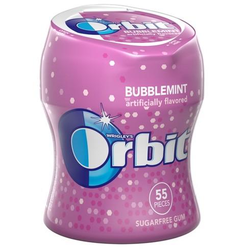 Orbit Bubblemint Sugarfree Gum - 55ct - image 1 of 4