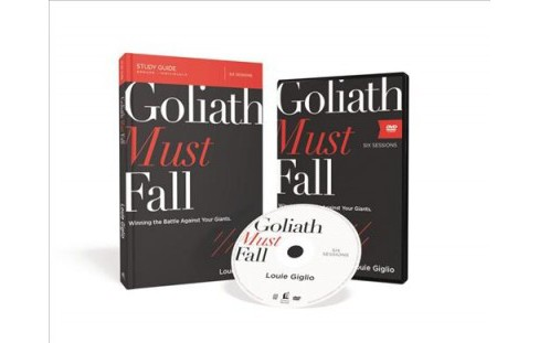 Goliath Must Fall : Winning the Battle Against Your Giants (Hardcover) (Louie Giglio) - image 1 of 1