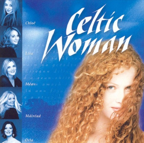 Various Artists - Celtic Woman (Manhattan) (CD) - image 1 of 1