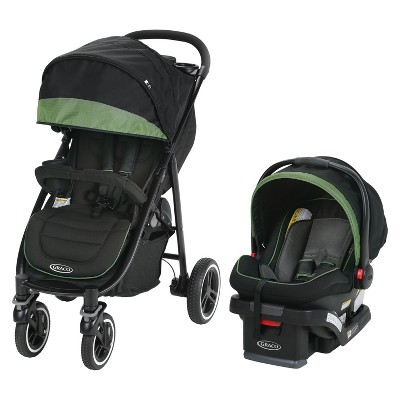 Graco Aire 4 XT Travel System - Emory