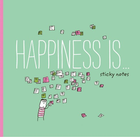 Happiness Is? (Notebook / blank book) (Lisa Swerling & Ralph Lazar) - image 1 of 1