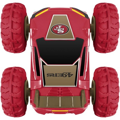 NFL San Francisco 49ers Flip Racers Stunt Car