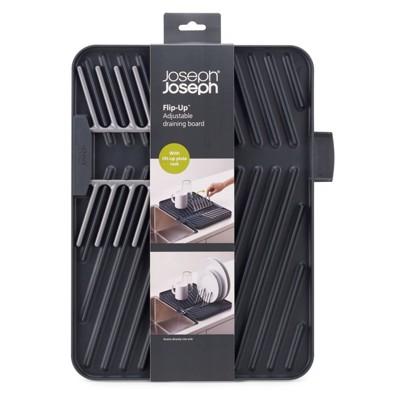 Joseph Joseph Flip-up Adjustable draining board - Gray