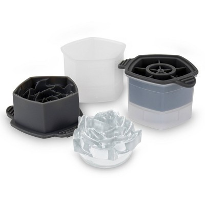Tovolo Rose Ice Molds set of 2