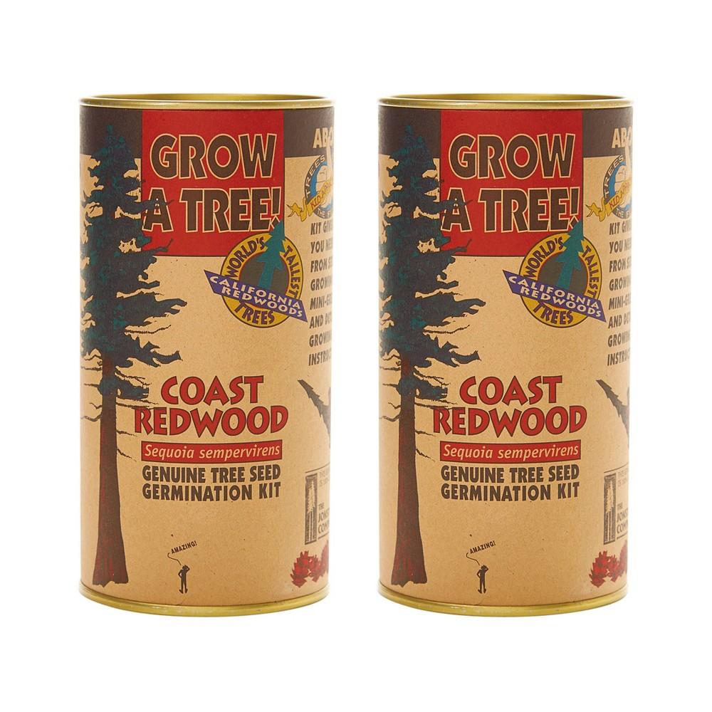 2pk Coast Redwood Seed Grow Kit The Jonsteen Company