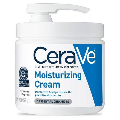 CeraVe Moisturizing Cream for Normal to Dry Skin - 16oz