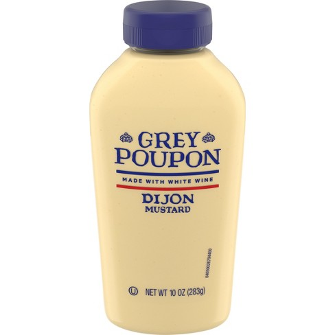 Grey Poupon Dijon Mustard Squeeze Bottle - 10oz - image 1 of 4