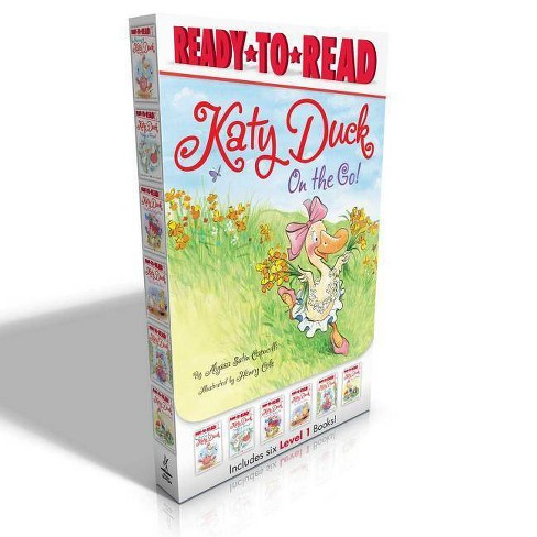 Katy Duck on the Go! Set - by  Alyssa Satin Capucilli (Paperback) - image 1 of 1