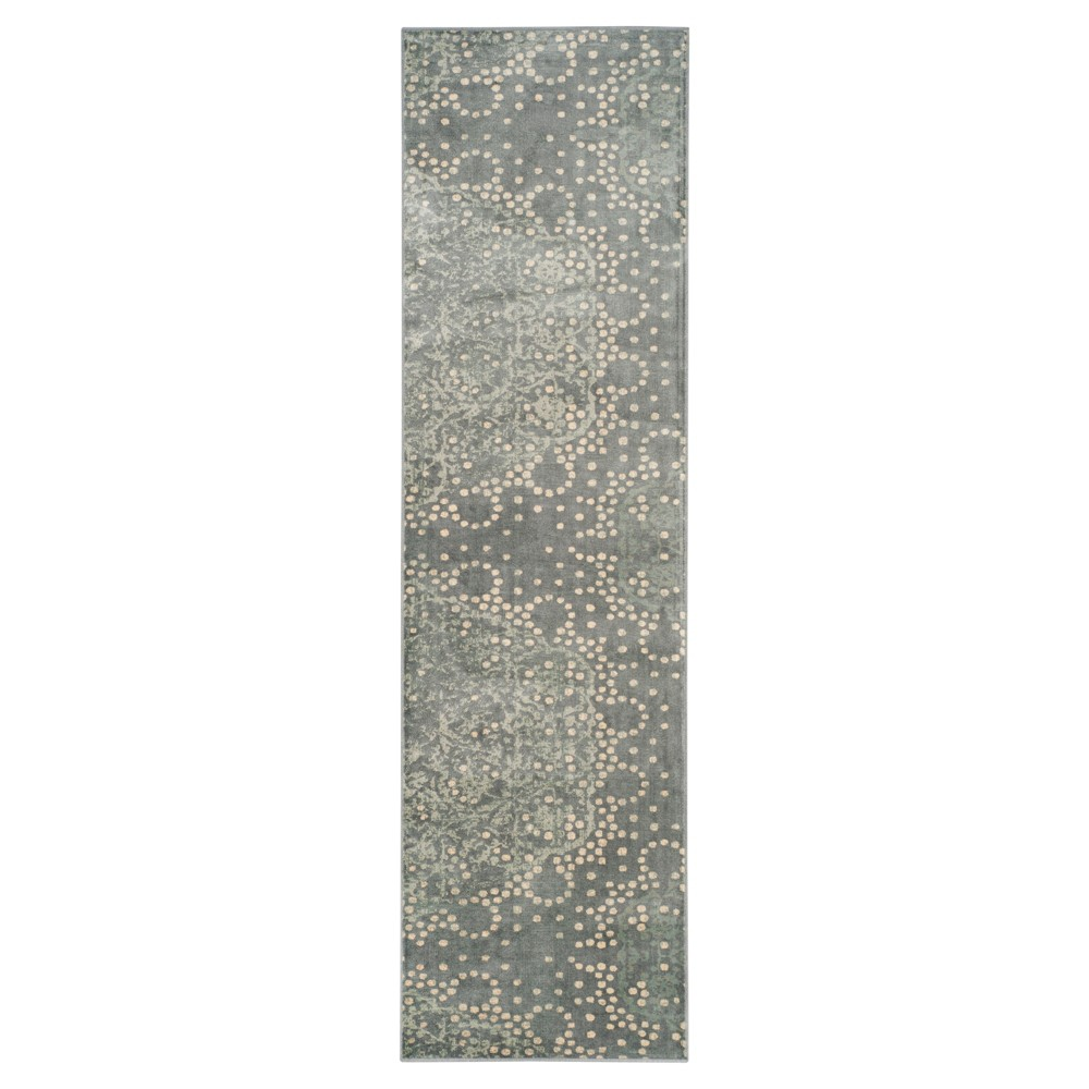 Constellation Vintage Rug - Gray/Multi - (2'2X8') - Safavieh