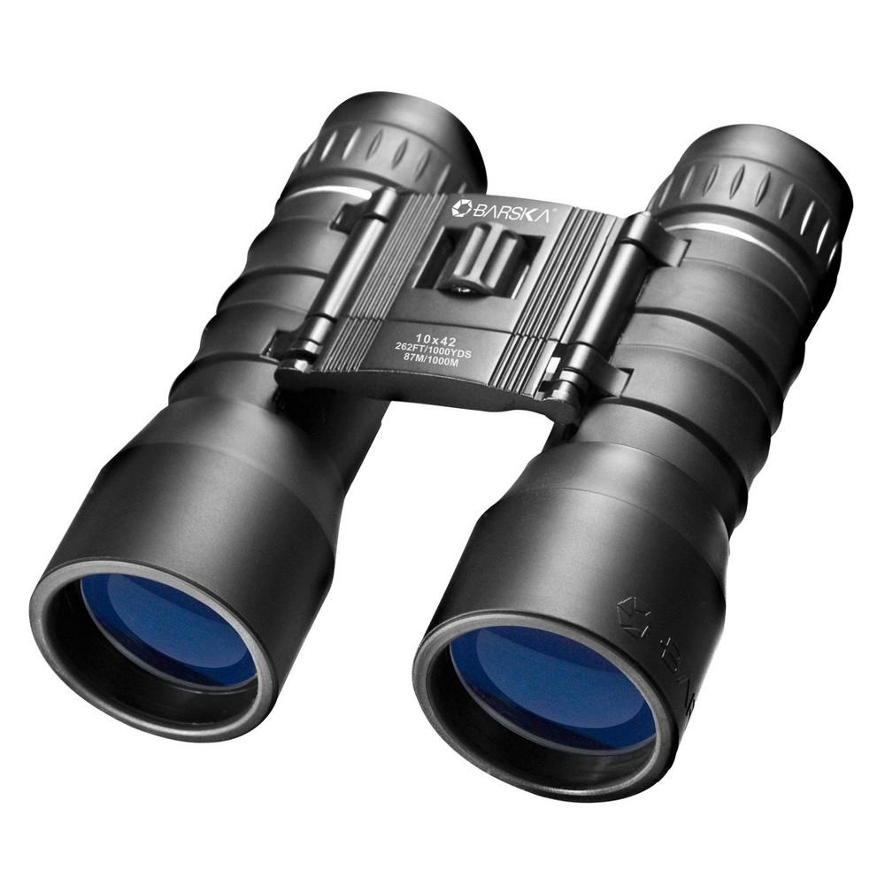 Barska 10x42mm Lucid View Binocular Black