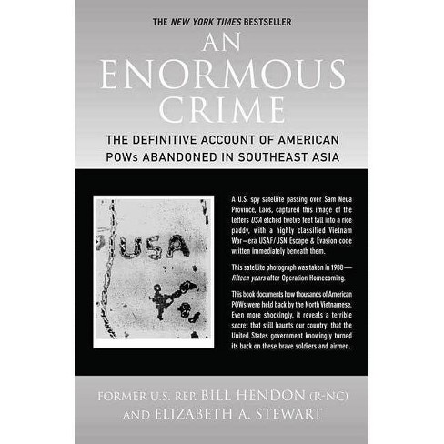 An Enormous Crime - by  Hendon Bill (Paperback) - image 1 of 1
