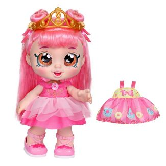 Kindi Kids Dress-Up Doll - Donatina
