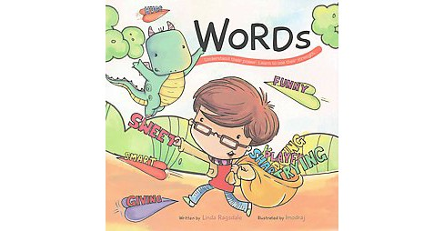 Words (School And Library) (Linda Ragsdale) - image 1 of 1