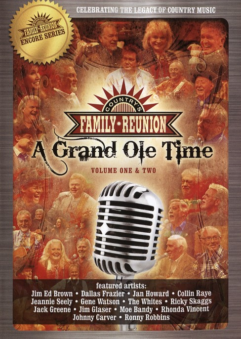 Grand ole time:Vol 1 & 2 (DVD) - image 1 of 1