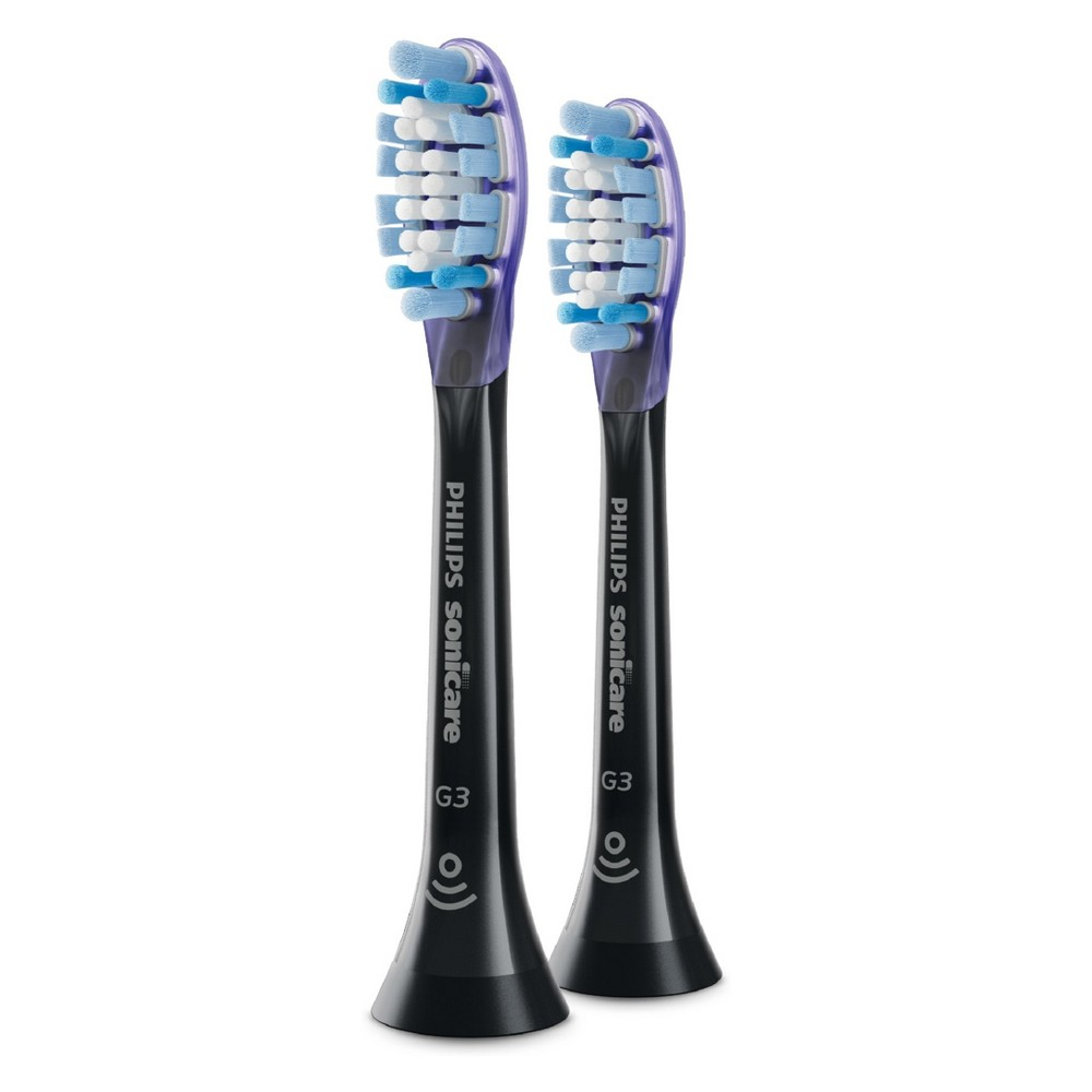Philips Sonicare Black Premium GumCare - 2ct
