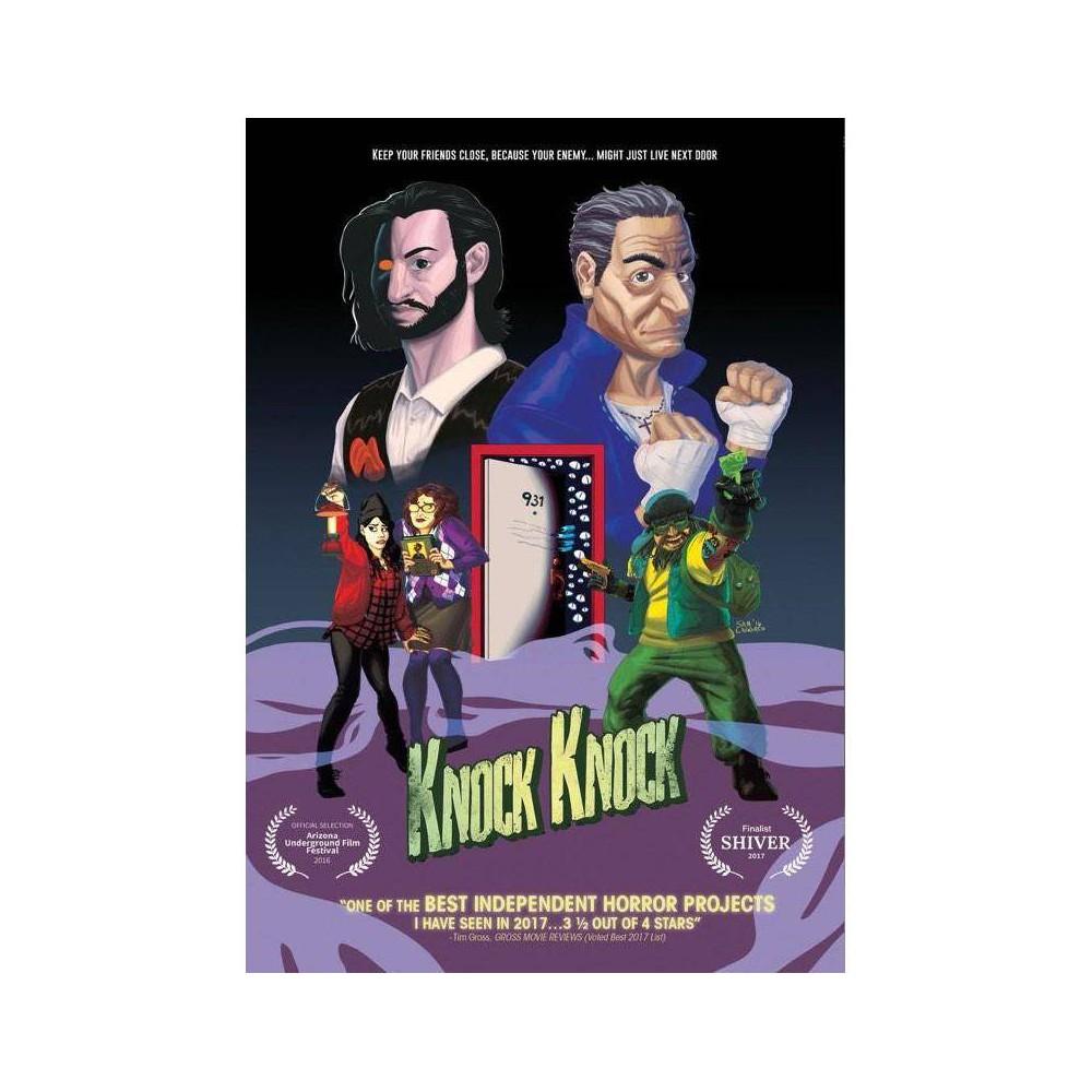 Knock Knock Dvd 2019