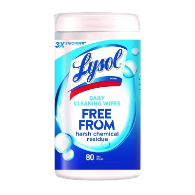 Multi-Surface Wipes: Lysol Daily Cleansing Wipes