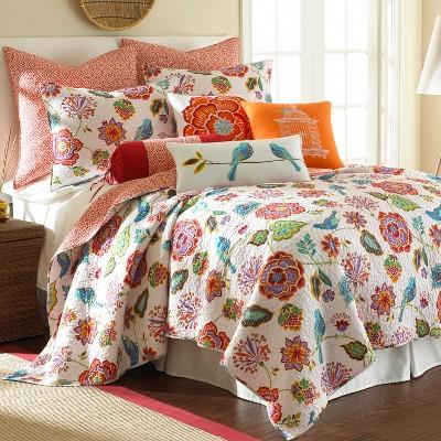 Abigail Quilt and Pillow Sham Set - Levtex Home