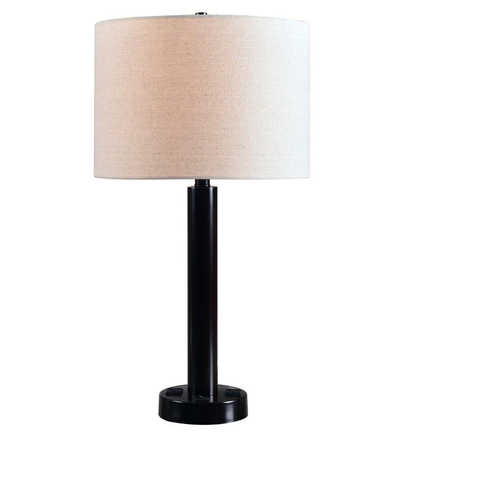 Table Lamp (Includes Energy Efficient Light Bulb) - Kenroy Home, Bronze