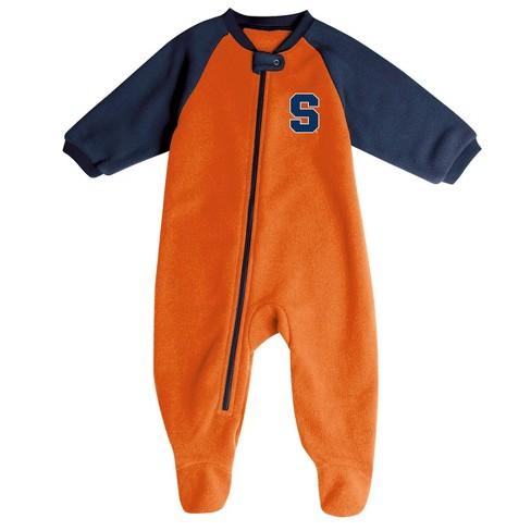 NCAA Syracuse Orange Infant Blanket Sleeper - image 1 of 2