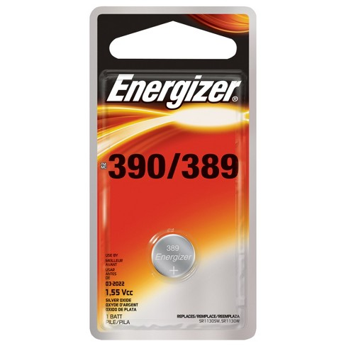 Energizer Silver Oxide 389 Battery 1 ct - image 1 of 1