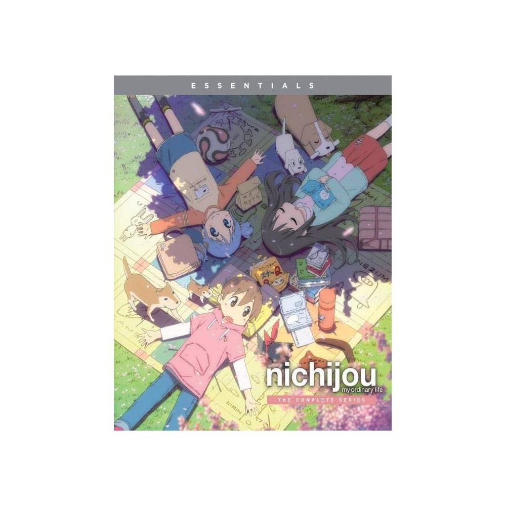 Nichijou My Ordinary Life The Complete Series Blu Ray 2020